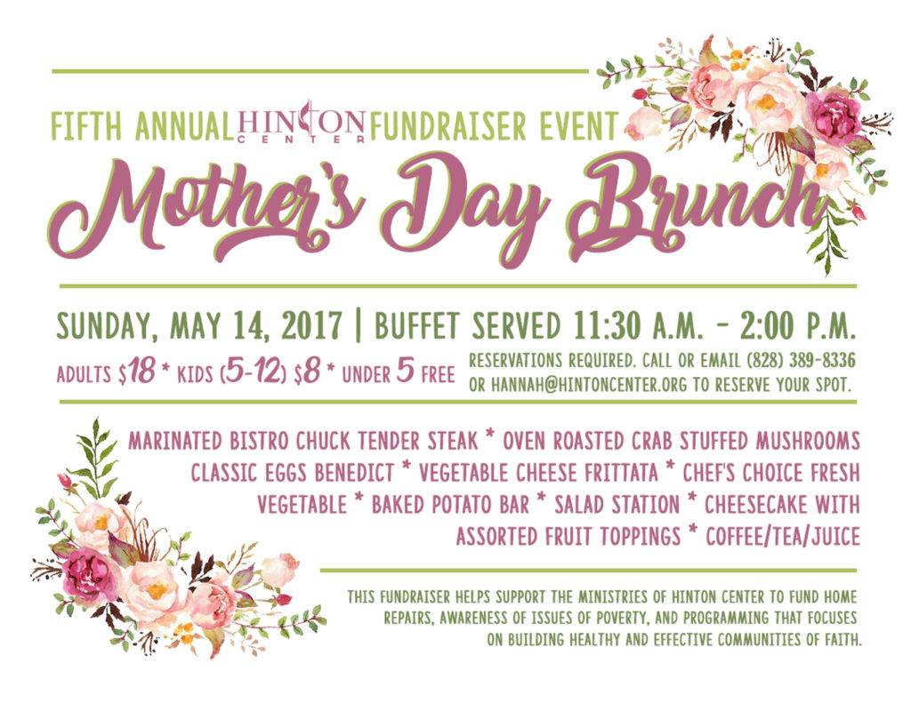 mother u0026 39 s day brunch fundraiser
